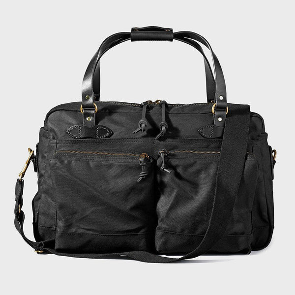 product: Filson 48 Hour Duffle Black