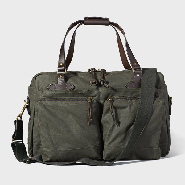 product: Filson 48 Hour Duffle Otter Green