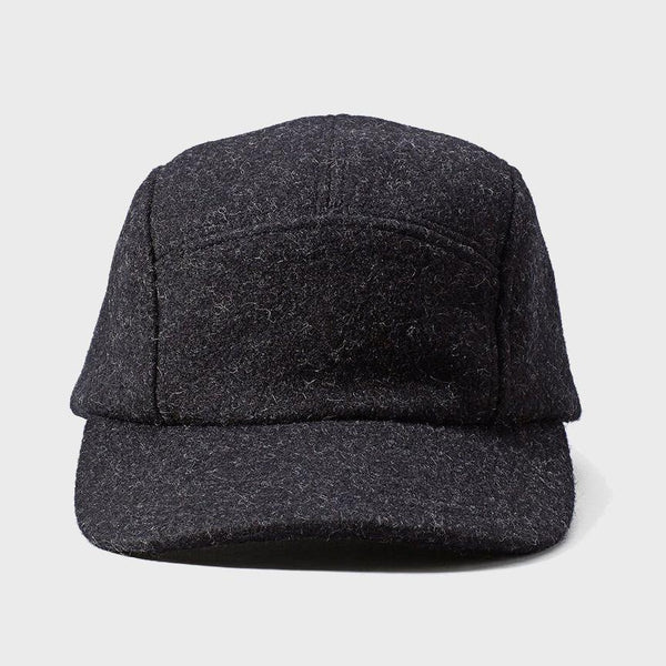 product: Filson 5 Panel Cap Charcoal