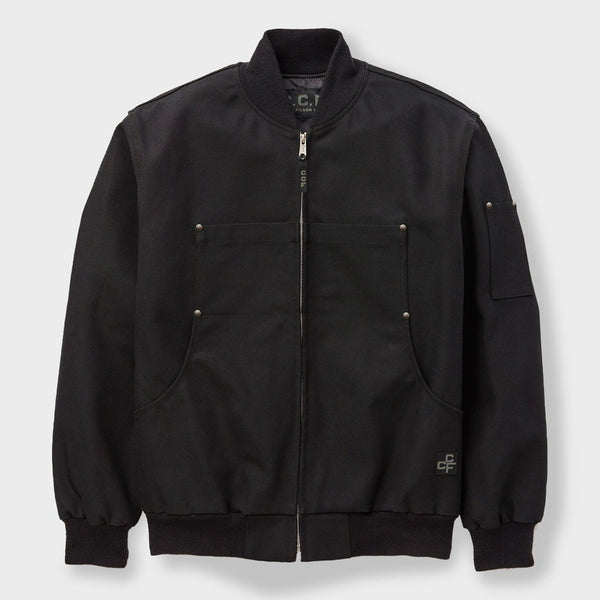 product: Filson CCF Bomber Jacket Black