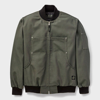 product: Filson CCF Bomber Jacket Green