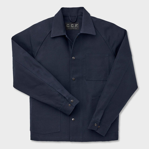 product: Filson CCF Chore Coat Dark Navy