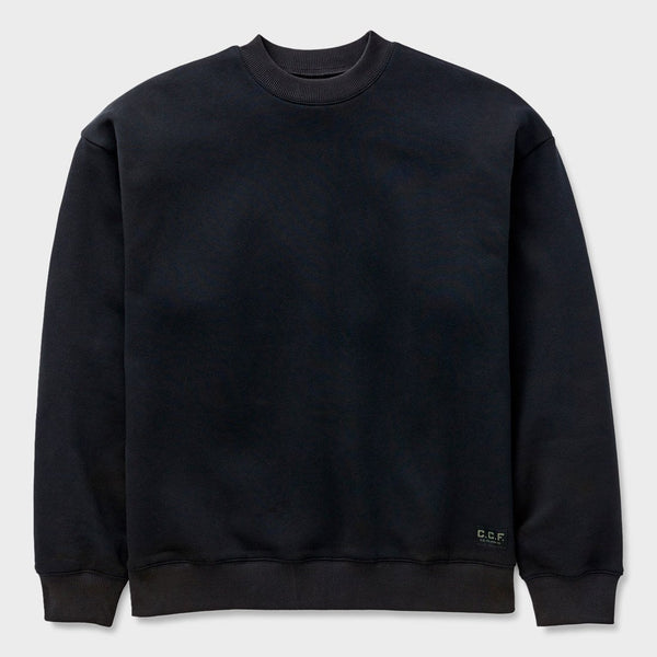 product: Filson CCF Crewneck Sweatshirt Black