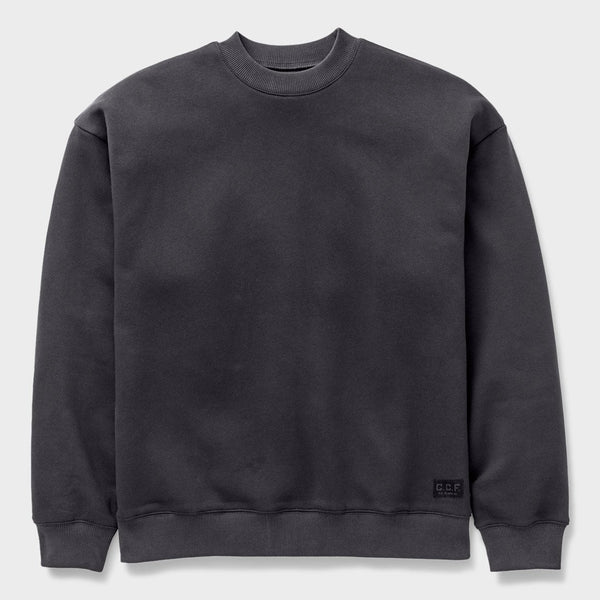 product: Filson CCF Crewneck Sweatshirt Dark Gray