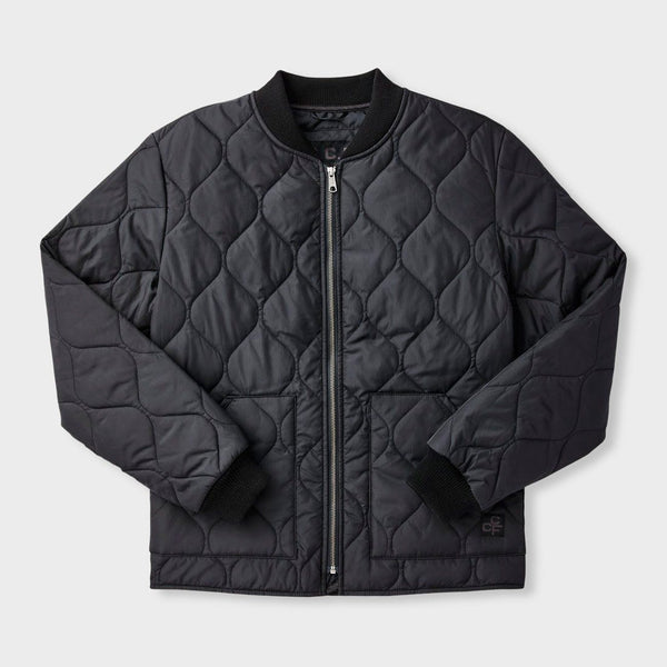 product: Filson CCF Lightweight Quilted Jacket Black