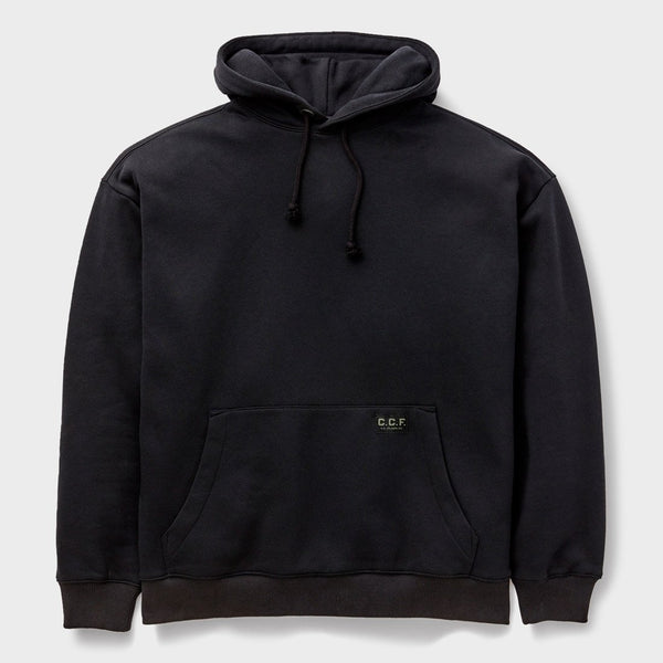 product: Filson CCF Pullover Hooded Sweatshirt Black