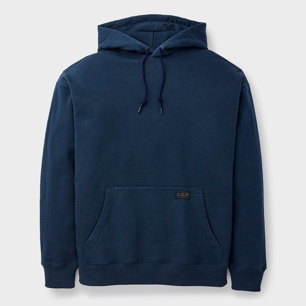 product: Filson CCF Pullover Hooded Sweatshirt Navy