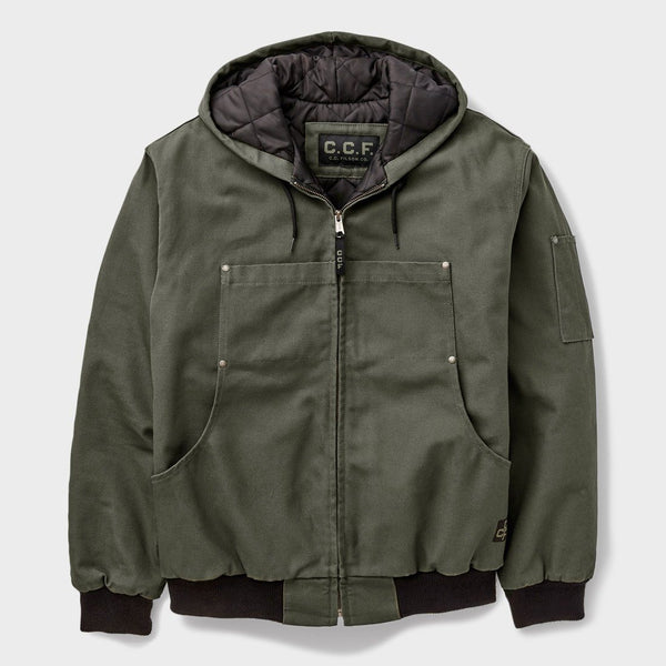 product: Filson CCF Utility Jacket Green