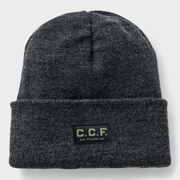product: Filson CCF Watch Cap Charcoal
