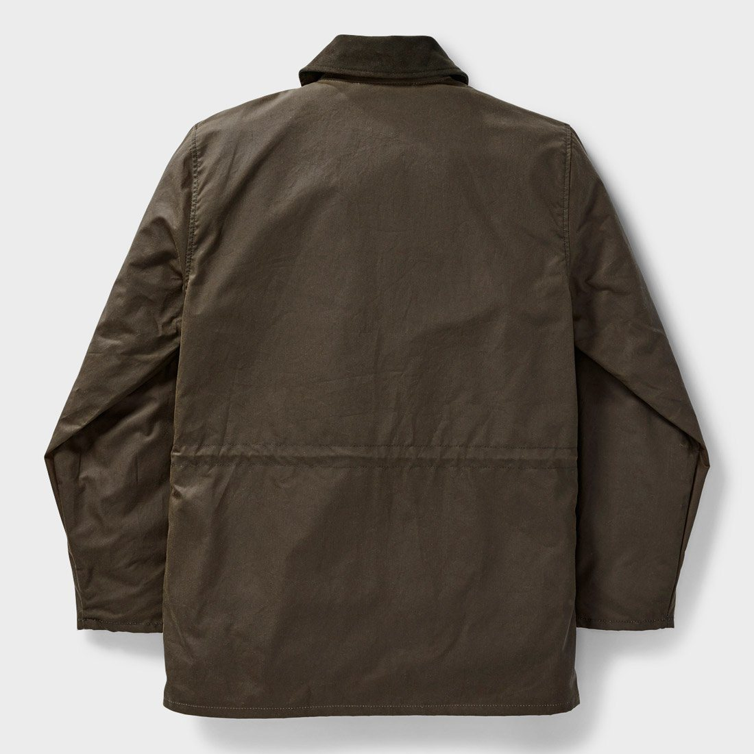 Filson Cover Cloth Mile Marker Coat Otter Green
