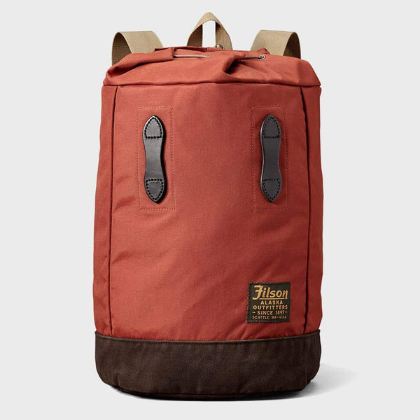 product: Filson Day Pack Rusted Red