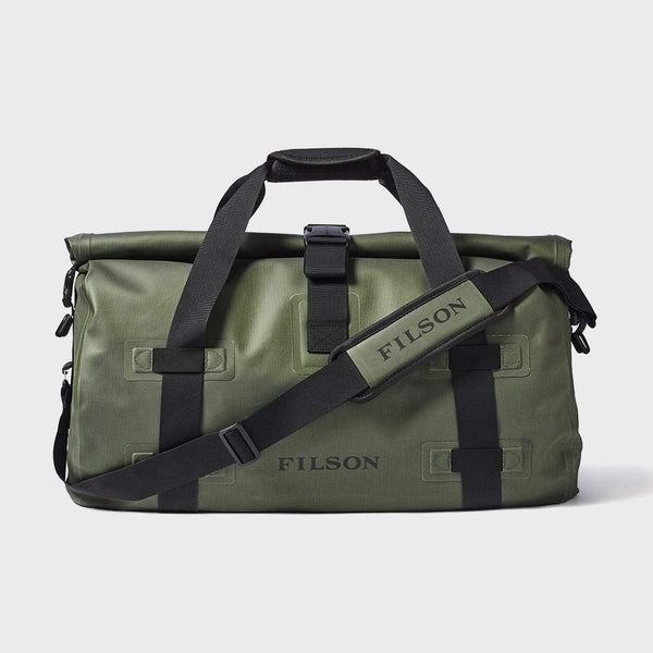 product: Filson Dry Medium Duffle Green