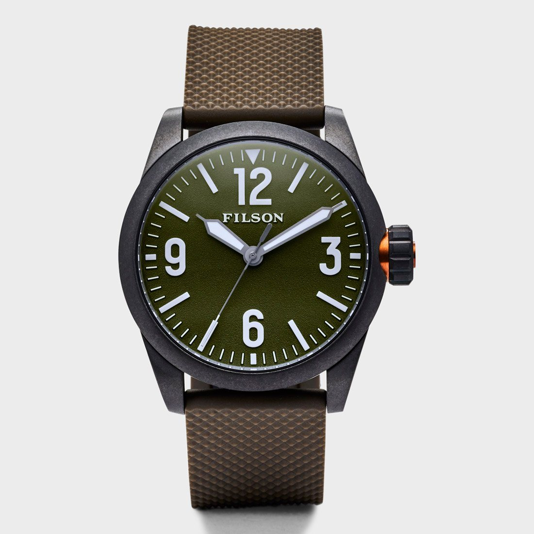 Filson Field Watch Army Green