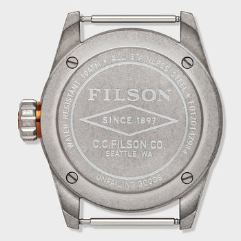 product: Filson Field Watch Hunter Green