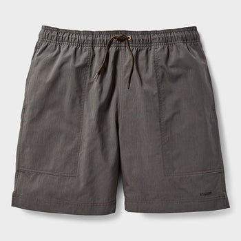 product: Filson Green River Water Shorts Charcoal