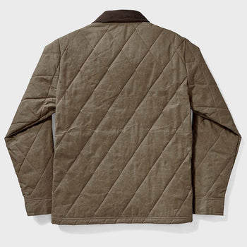 product: Filson Hyder Quilted Jac-Shirt Tan