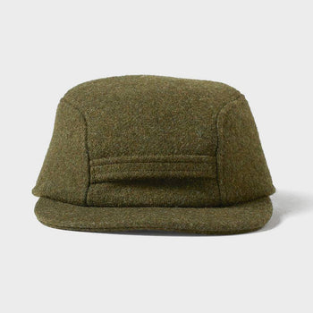 product: Filson Mackinaw Cap Forest Green