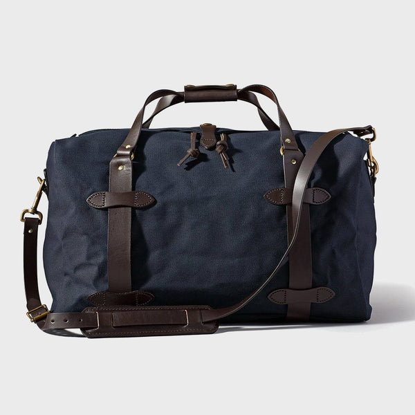 product: Filson Duffle Medium Navy