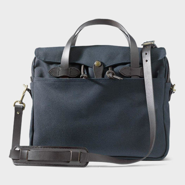product: Filson Original Briefcase Navy