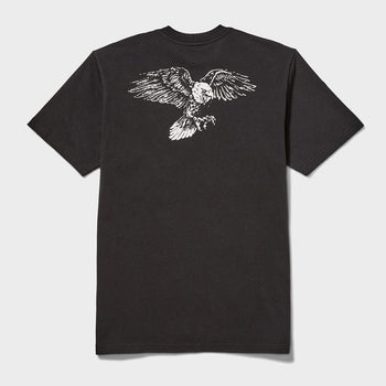 product: Filson Lightweight Outfitter Graphic T-Shirt Faded Black Eagle