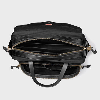 product: Filson Padded Computer Bag Black