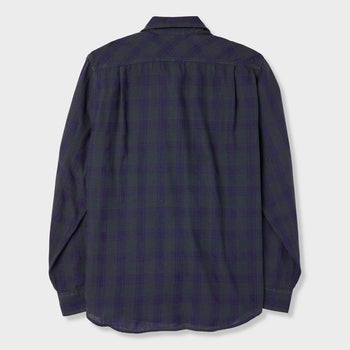 product: Filson Scout Shirt Black/Indigo