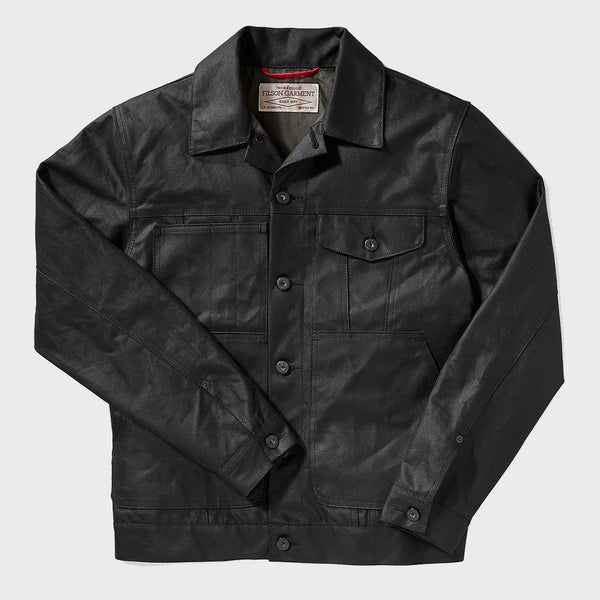 product: Filson Short Lined Cruiser Black