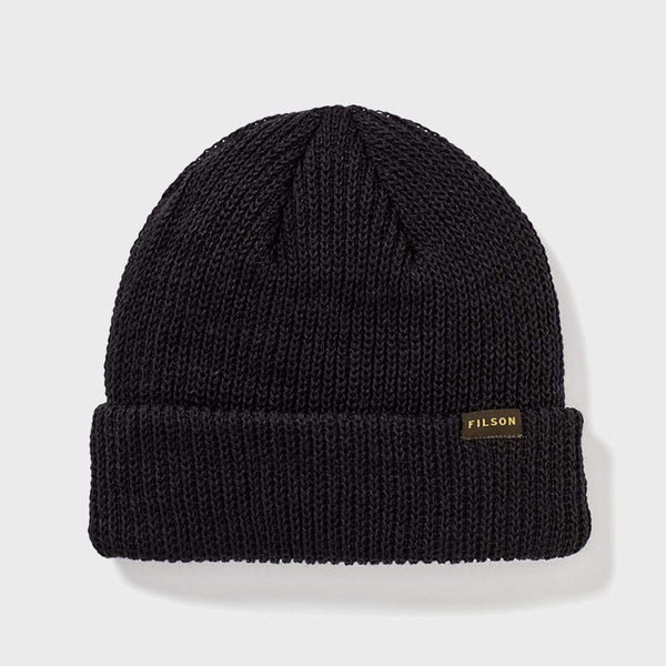 product: Filson Watch Cap Black