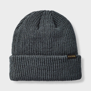 product: Filson Watch Cap Charcoal