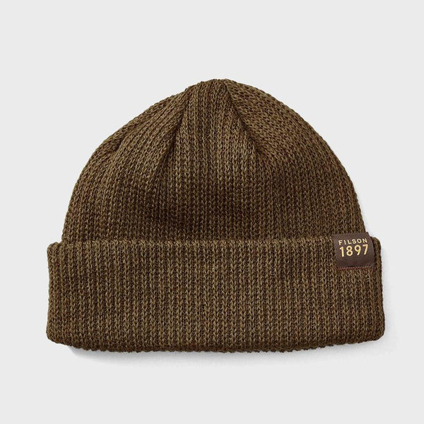 product: Filson Watch Cap Otter Green