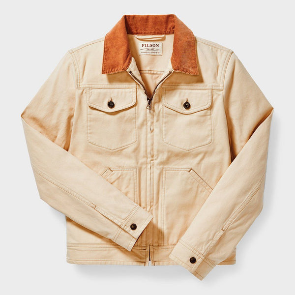 product: Filson Women's Aurora Jacket Sand