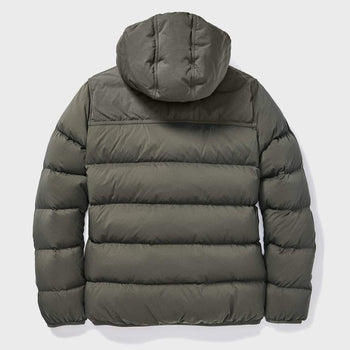 product: Filson Women's Featherweight Down Jacket Otter Green