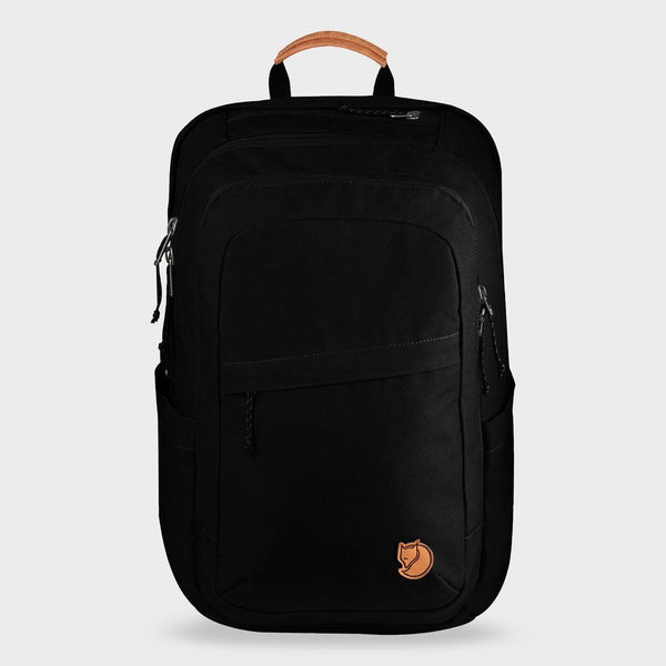product: Fjallraven Raven 28 Backpack Black