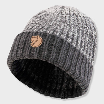 product: Fjallraven Chunky Hat Dark Grey