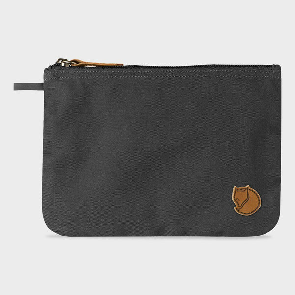 product: Fjallraven Gear Pocket Dark Grey