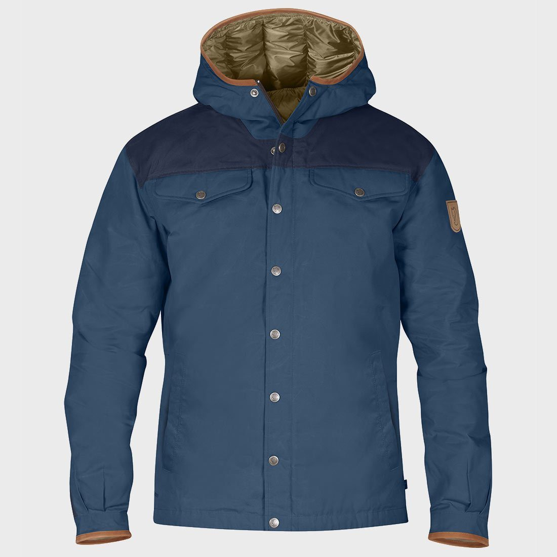 Fjallraven Greenland No.1 Down Jacket Uncle Blue / Dark Navy