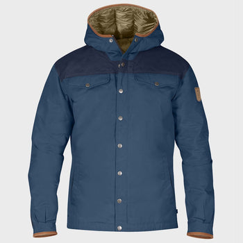 product: Fjallraven Greenland No.1 Down Jacket Uncle Blue / Dark Navy