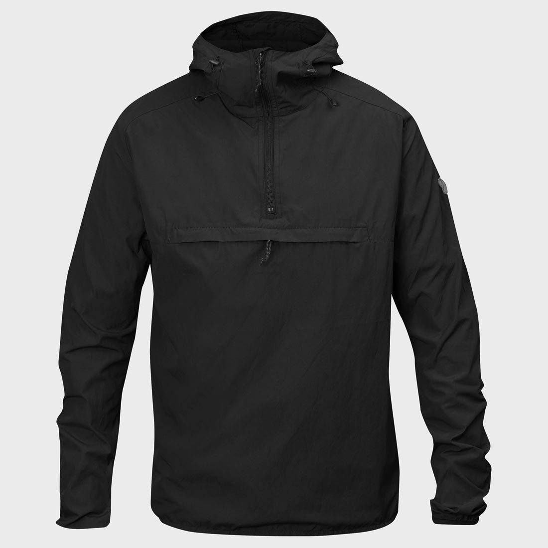 Fjallraven High Coast Anorak Black