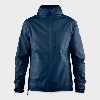 product: Fjallraven High Coast Shade Jacket Navy