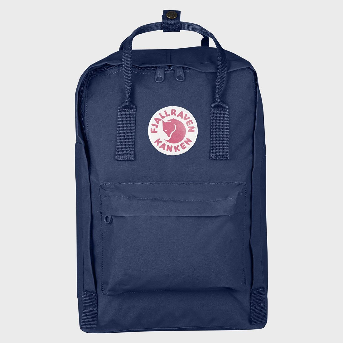"Fjallraven Kanken 15"" Backpack Royal blue"
