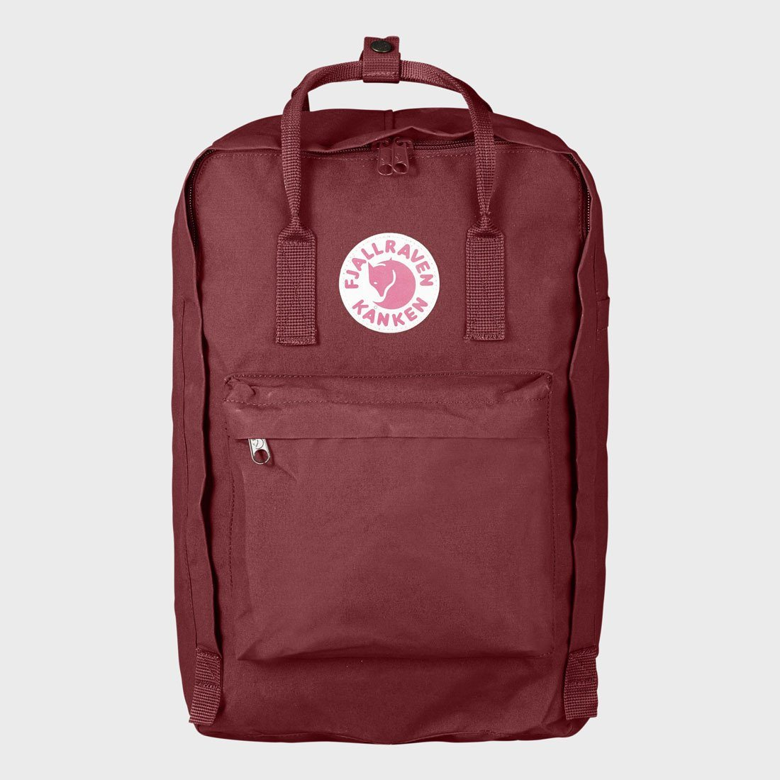 "Fjallraven Kanken 17"" Backpack Ox Red"