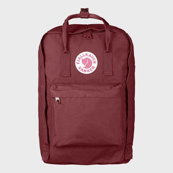 "product: Fjallraven Kånken 17"" Ox Blood"