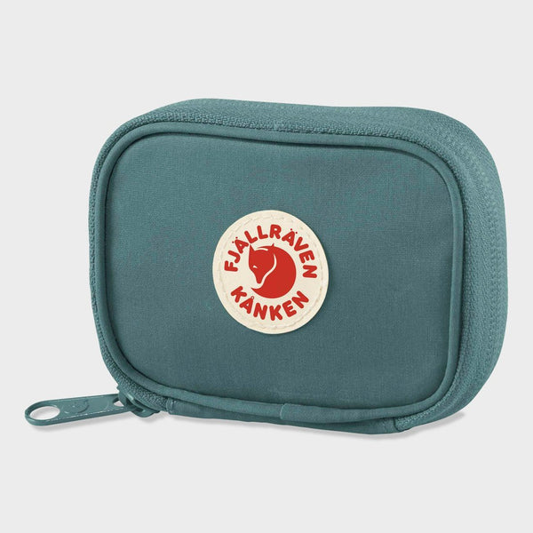 product: Fjallraven Kanken Card Wallet Frost Green
