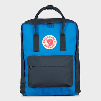 product: Fjallraven Kanken Graphite-UN Blue