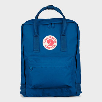 product: Fjallraven Kanken Lake Blue