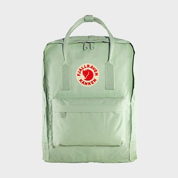product: Fjallraven Kanken Backpack Mint Green