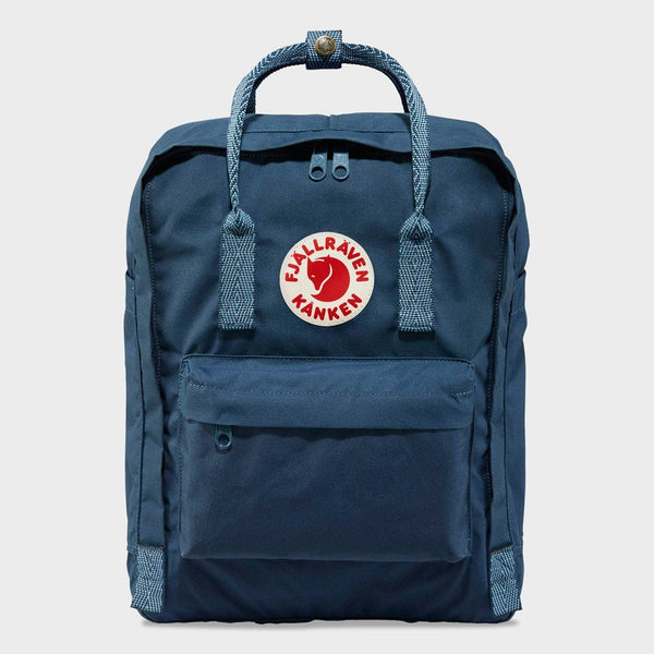 product: Fjallraven Kanken Royal Blue - Goose Ey