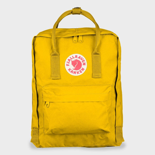 product: Fjallraven Kanken Warm Yellow