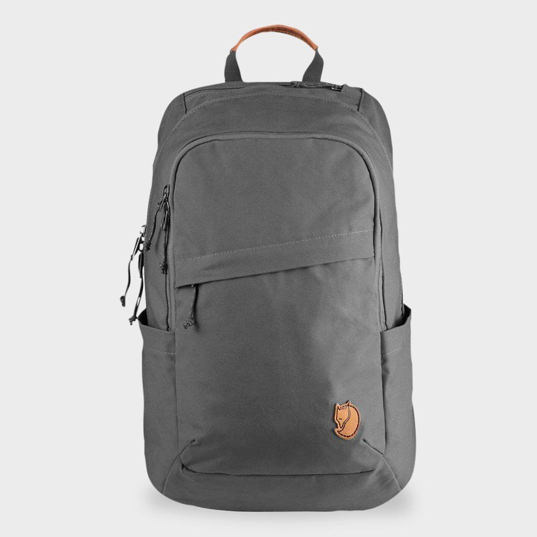 Fjallraven Raven 20 Backpack Super Grey