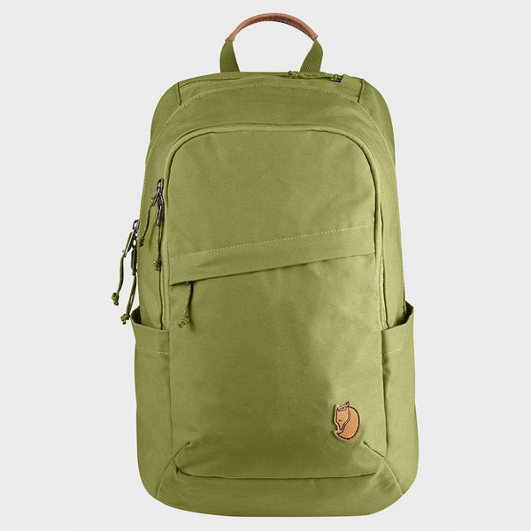 product: Fjallraven Raven 20 Backpack Meadow Green